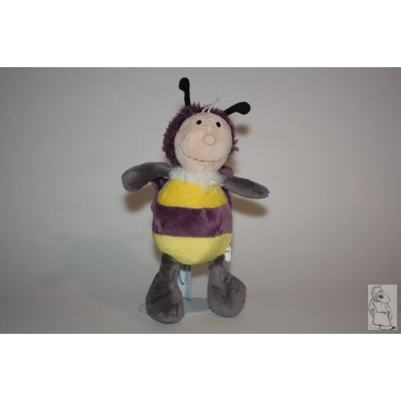 Méhecske sárga csikos 25 cm