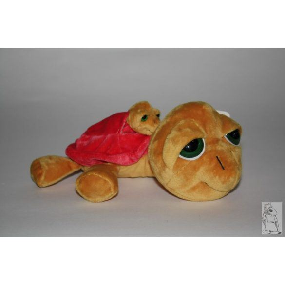 Bébis teknős pink