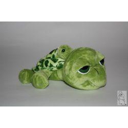Bébis teknős zöld foltos