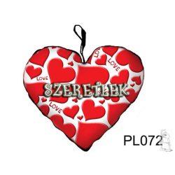 Szeretlek szív 35 cm